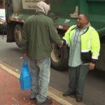 Inspiring Story for a Garbage Man