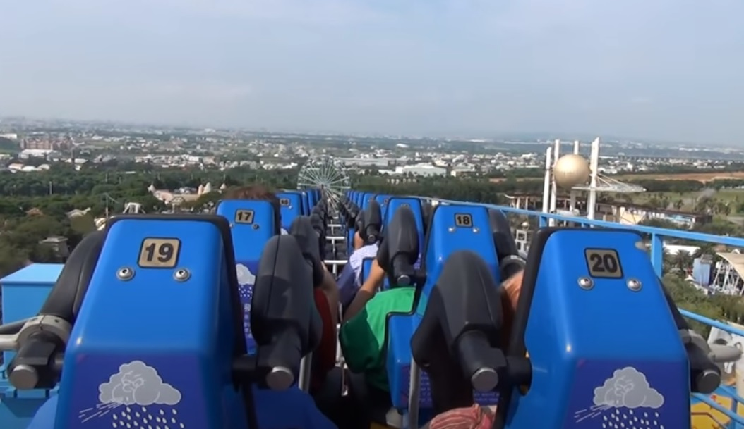 Seriously, Amazing Roller Coaster, Roller Coaster, Amazing, Serious, scariest, scary,