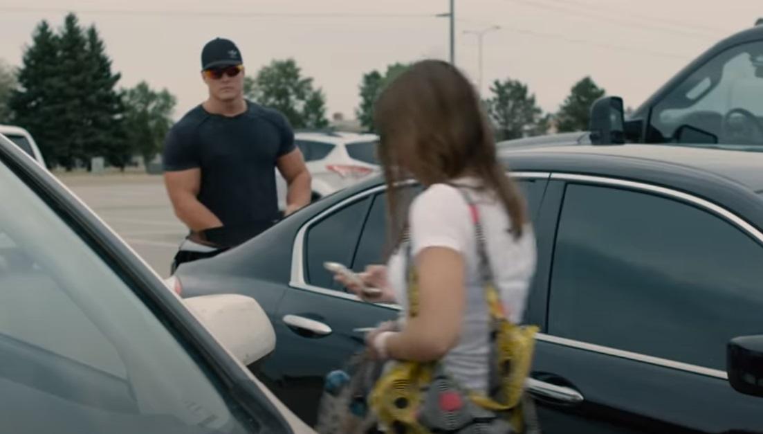 Kidnapped, Parking, Kidnap, girl, shocking, tips, tricks, self protection,