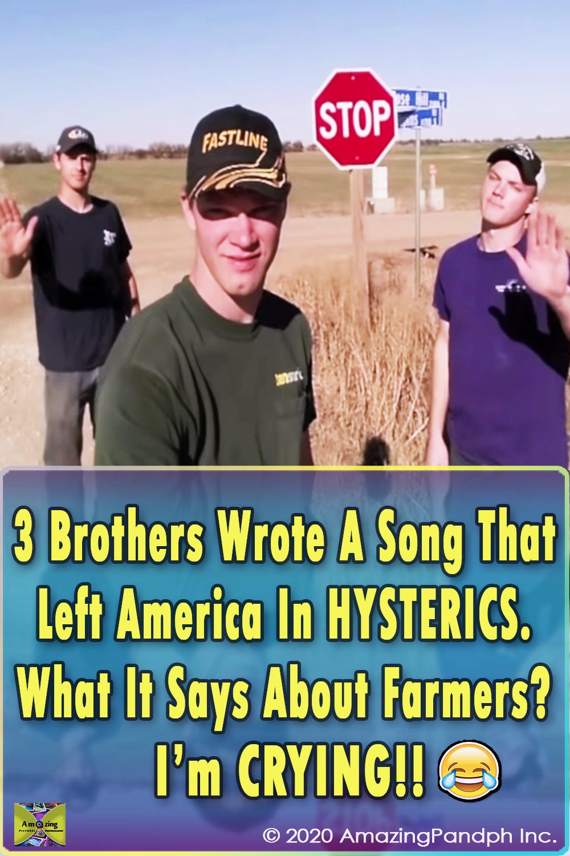 Brothers, lyrics, America, HYSTERICS, Song, Talent, Chills,