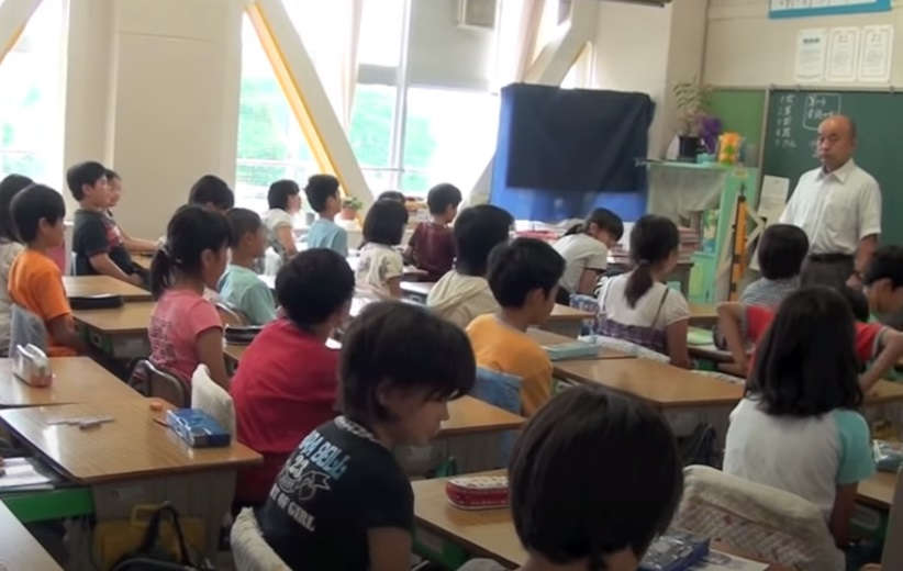 Camera, Inside School ,Cafeteria, In Japan,japan,video