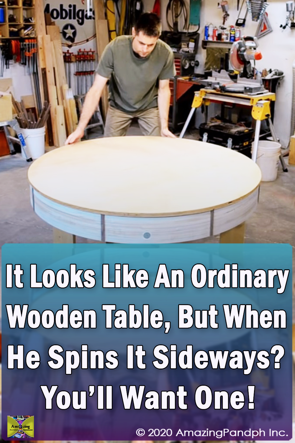 Ordinary, wooden Table, Table, wood, creative, design, amazing,