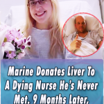 Donates Liver To A Dying Nurse