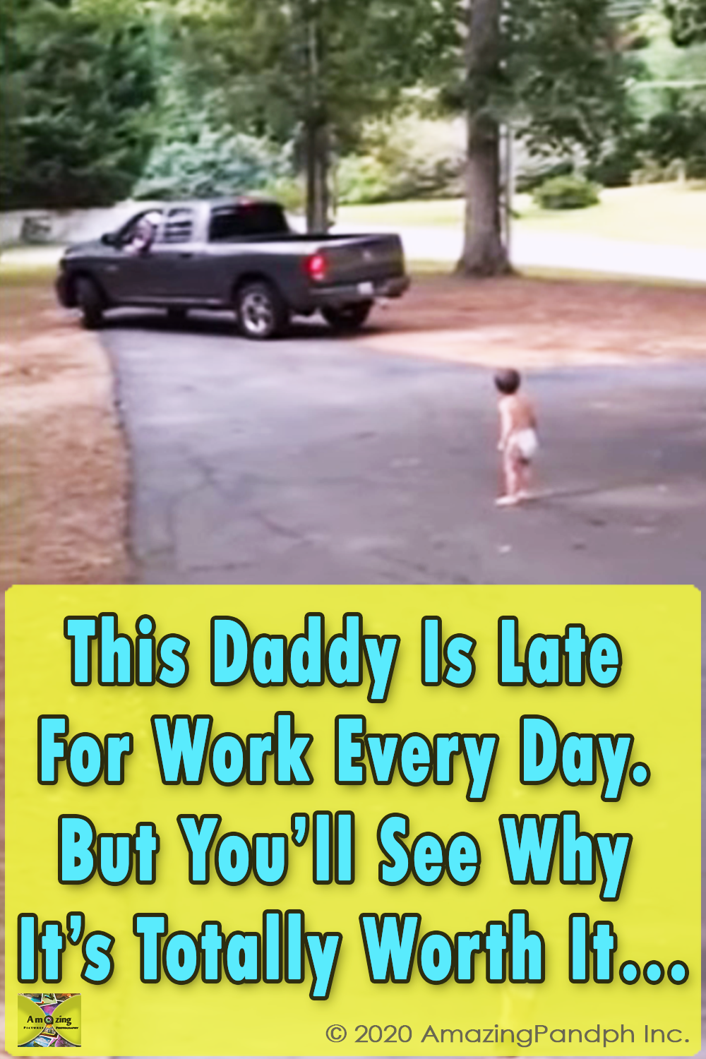 Daddy, Late, Work, Every Day, Day, baby, dad, cute, bye bye, bye,