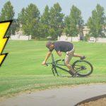 Best Electric bait bike prank ever