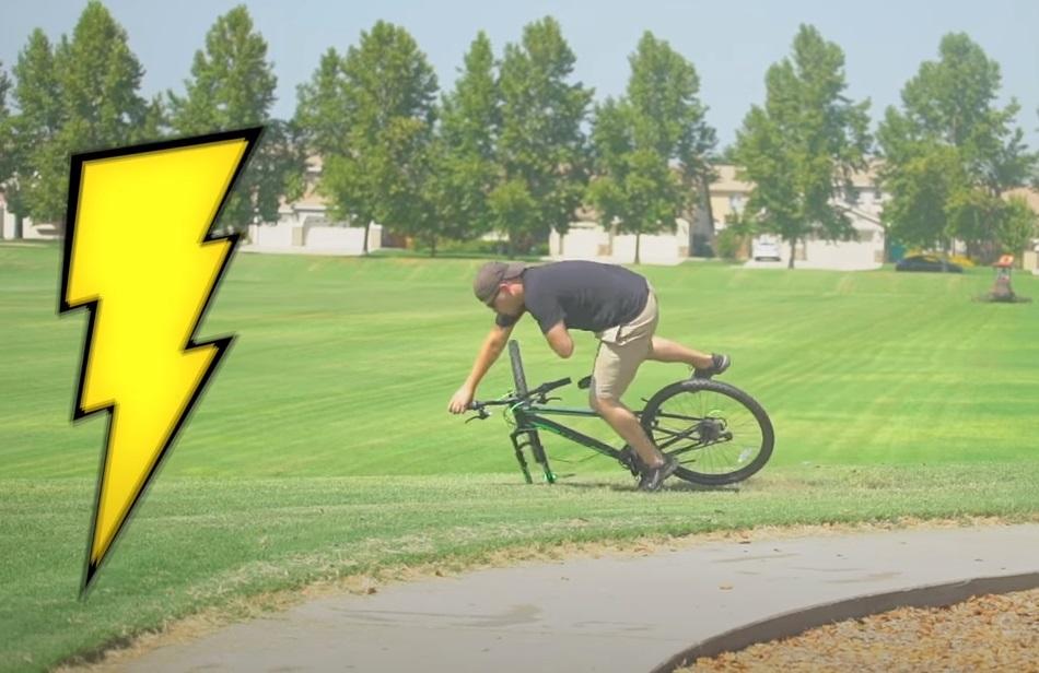 Bike, Prank, Electric, Surprise, trending, social experiment,