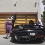 Two Grannies, One Murcielago