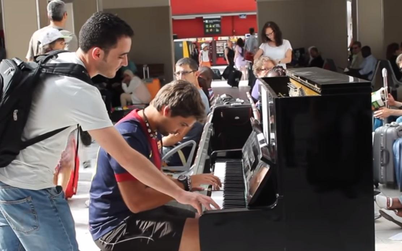 Piano, talent, performance, Music, Public, trending,