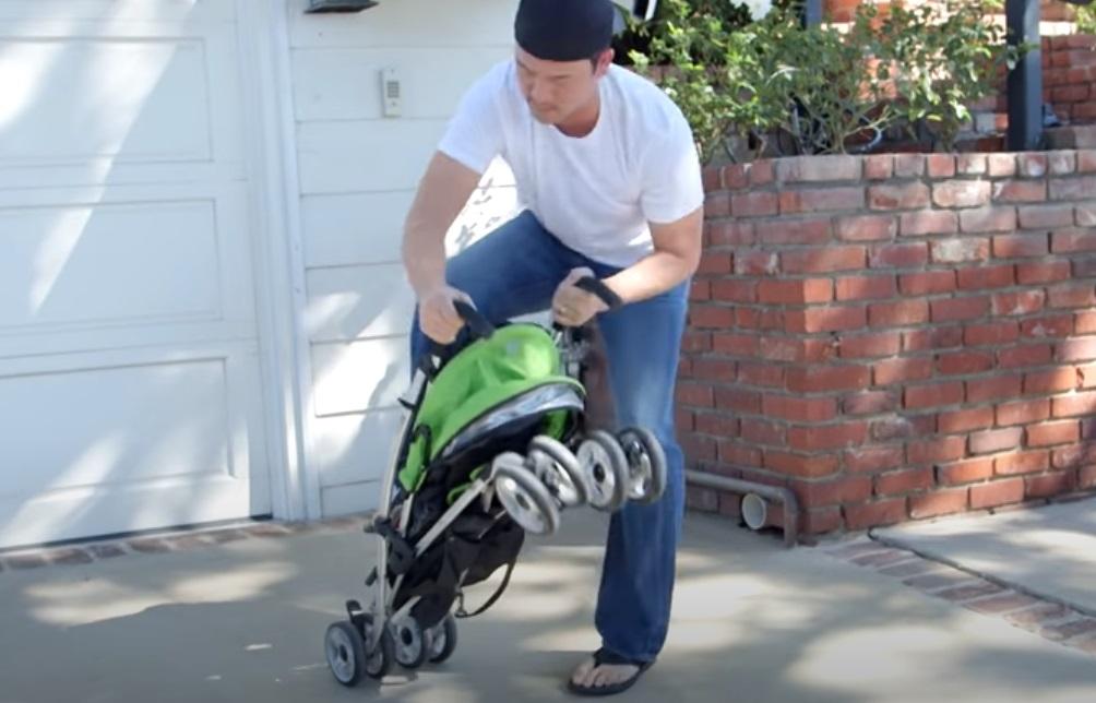 Stroller, Zip, Tricks, Hacks, Creative, Babies,
