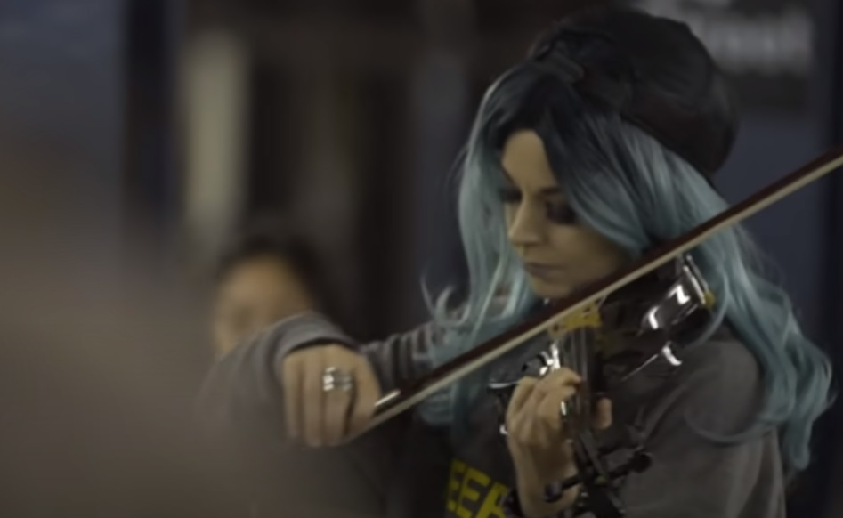 Hallelujah, Music, Christmas, Subway, Flashmob, Amazing,