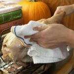Clever Way to cook Turkey