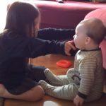 Adorable Conversation between two kids