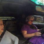 Two Grannies, One Murcielago