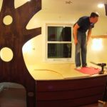 Dad Redecorate Daughters's Boring Bedroom