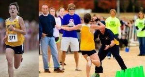 Teen, Runs, Story, Sport, race, disease, Documentary,