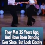 Charlie & Jackie's classic dance