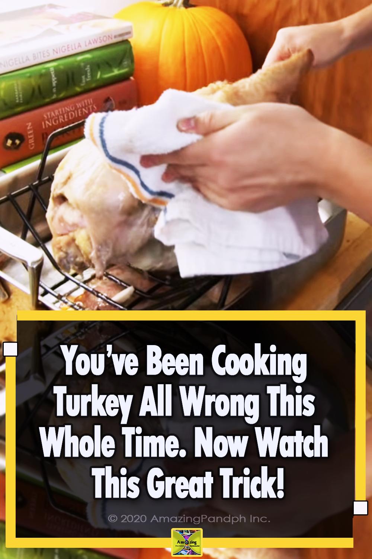 Cooking, Turkey, roasting, chicken, tips, idea,