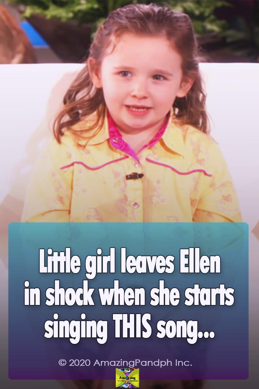 Ellen, Song, Girls, Talent, Genius, Smart, Trending,