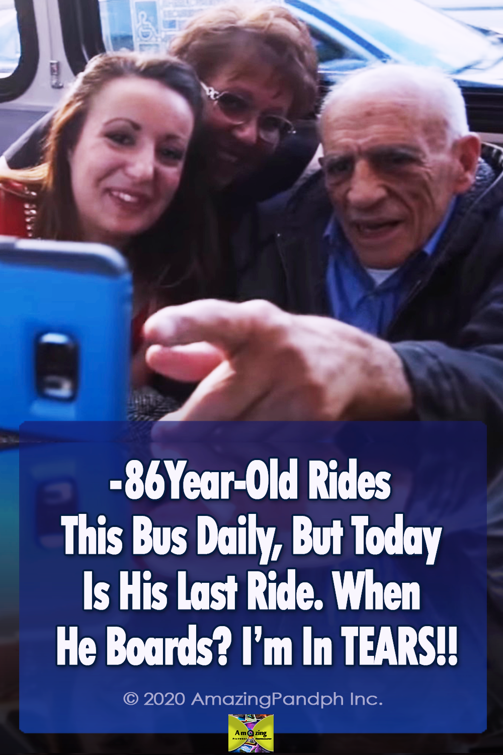 Story, Old man, Retiree, Bud, Drive, Surprise,