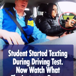 Student, Texting, Driving, car, phone, Experiment,