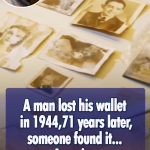 Workers Find A 71 Yr Old Wallet In A Theater