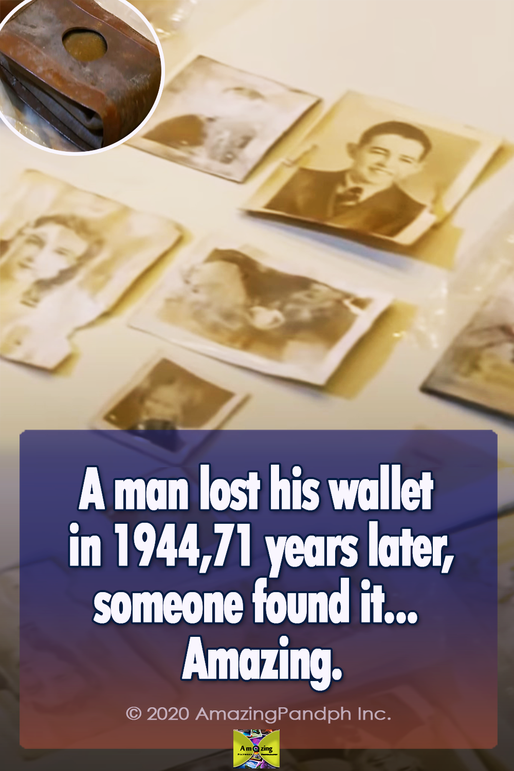 Theater, Wallet, story, amazing, unbelievable, old,
