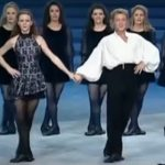 Michael Flatley and his Final Performance Of Riverdance