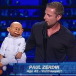 Baby Doll, great talent, AGT, Paul Zerdin, Ventriloquist, Hysterical,