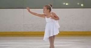 dance, skate, talent, gifted, skills, choreography, performance, girl, ice,