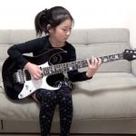 Amazing Cover by a Japanese 8 year old girl