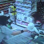 Heroic Act Caught on Video Surveillance