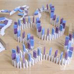 This Domino Trick Will blow your Mind