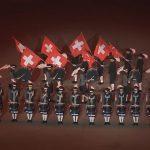 Top Secret Drum Corps Performance