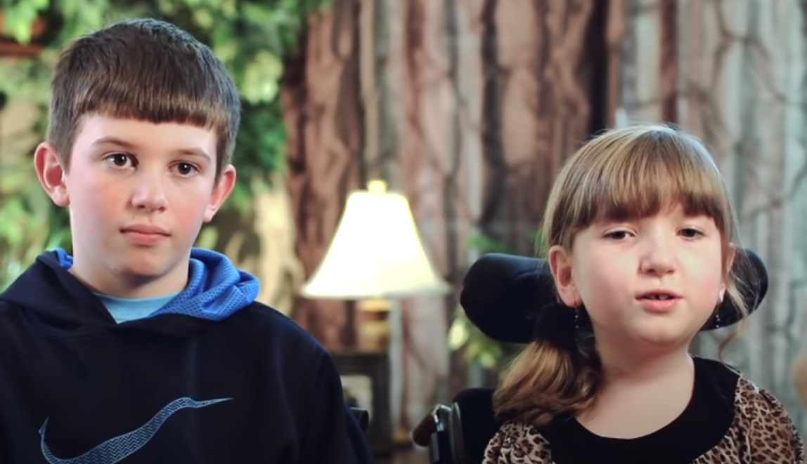 Wheelchair, brother, disability, family, Sister, Love, Heartwarming, story,