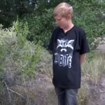 Albuquerque boy saves abandoned puppies in a trash bag