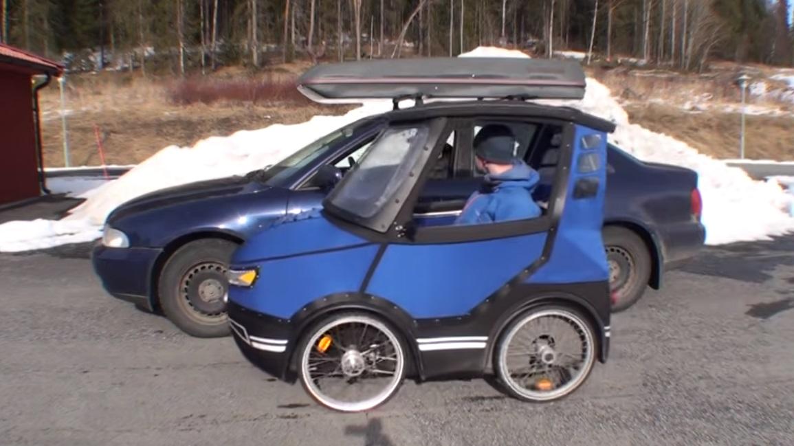 tiny, cars, interior design, small car, invention, genius,