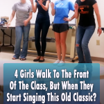 An Amateur Girl Band amazingly Perform This Old Classic