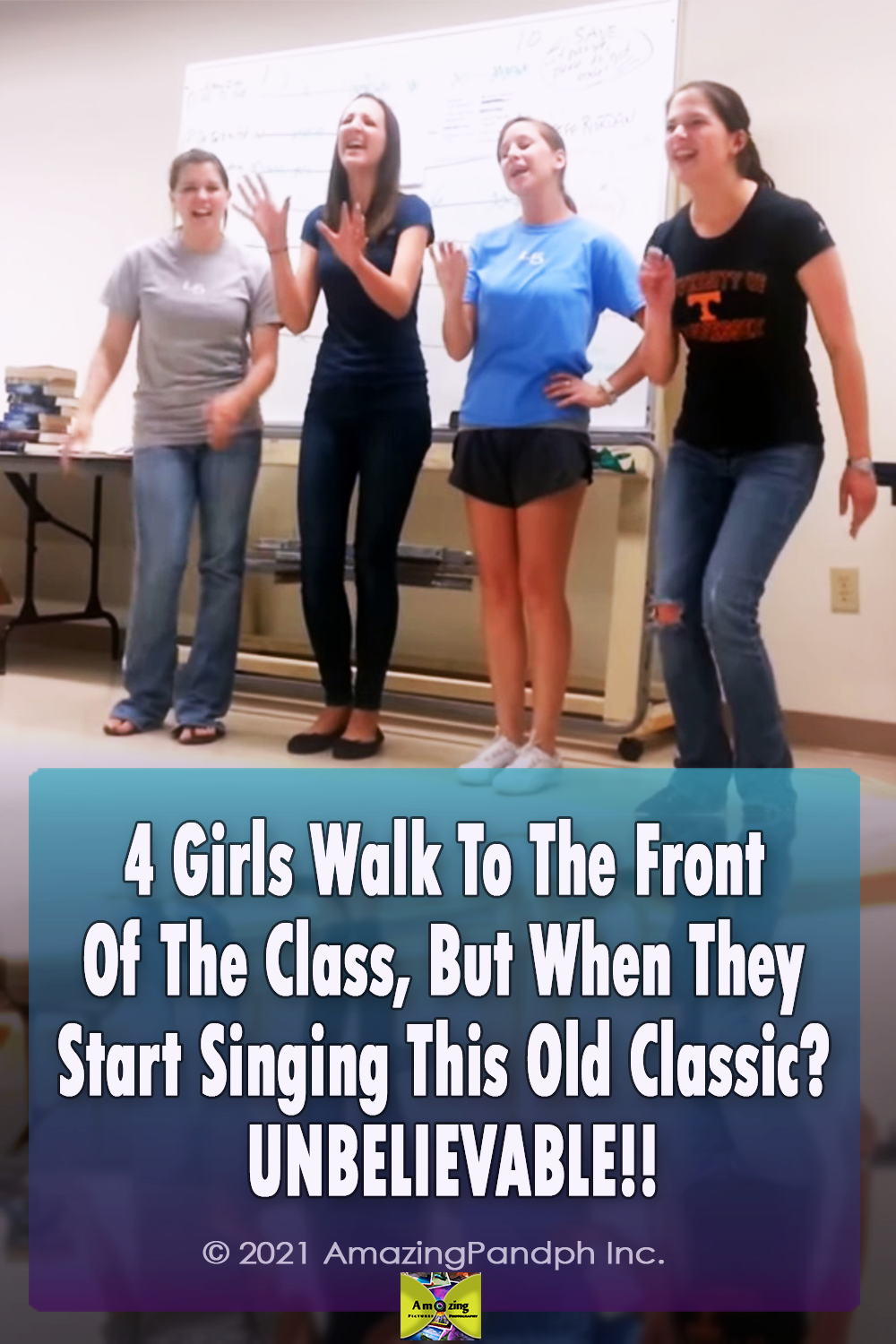 Amateur Girl Band, music band, classic, oldies, performance, talent, voice,