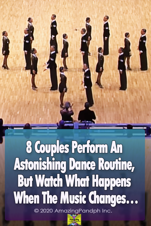 Couples, Performance, Astonishing, Dance, Routine, amazing, beautiful,
