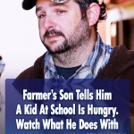 Farmer gives away harvest to feed Poor People