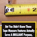 Hidden Secrets Of the Tape Measure