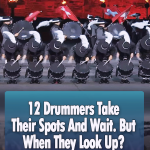 Top Secret Drum Corps Performance