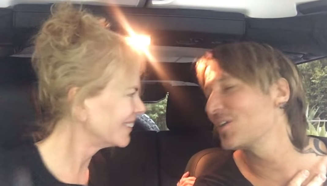 Keith Urban, Nicole Kidman, The Figher, RIPCORD, Country, Music,going viral,viral video,best of,video,song,duo