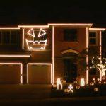 A creative House Decoration for Halloween