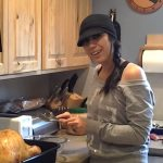 Mom Pranks Daughter that She Baked a Pregnant Turkey and its Baby. Watch her Priceless Reaction!