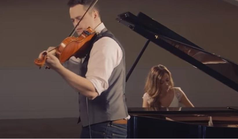 Hallelujah, Music, Piano, Violin, Performance, Amazing,