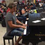 viral,video,piano,song,airport,malta,public piano,best piano playing,piano skills,piano talent