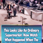 Christmas in this Supermarket will blow your mind