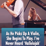 This Hallelujah Cover is out of this world
