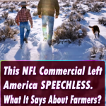 This NFL Commercial Left America SPEECHLESS. What It Says About Farmers? I Fought Back Tears!!